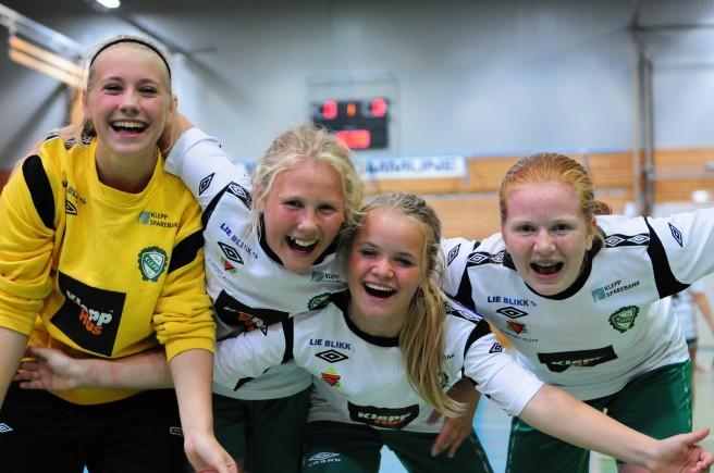 Idrettsglede med Klepp IL Håndball Jenter 2000